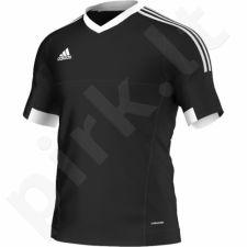 Marškinėliai futbolui Adidas Tiro 15  M S22362