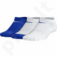 Kojinės Nike Cotton Cushion No-Show  Junior 3 poros SX4721-948