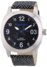 Laikrodis SUPERDRY THOR TWEED SYG126SM