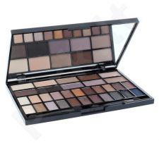 Makeup Revolution London akių šešėlių paletė, kosmetika moterims, 20g