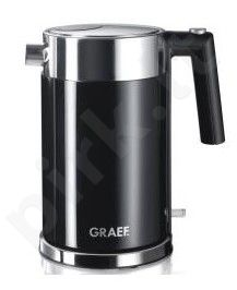 Virdulys - termosas GRAEF WK62EU juodas