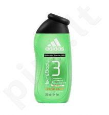 Adidas Active Start, dušo želė vyrams, 250ml