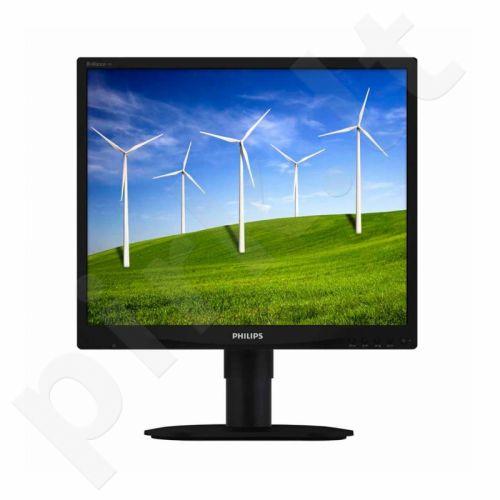 Monitorius Philips B-line 19B4LCB5/00 19' LED, DVI, pivot, black