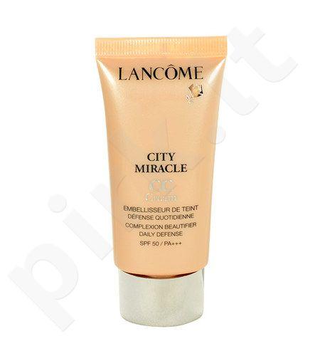 Lancome City Miracle CC kremas SPF50, kosmetika moterims, 30ml, (1)