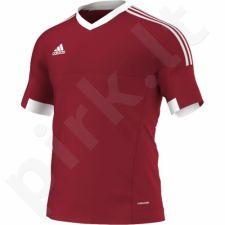 Marškinėliai futbolui Adidas Tiro 15  M S22363