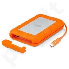 External HDD LaCie Rugged V2 2.5'' 2TB USB3 Thunderbolt, IP54 rated resistance