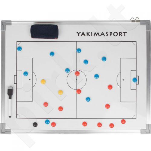 Taktikos lenta futbolui  60 x 45 Yakima