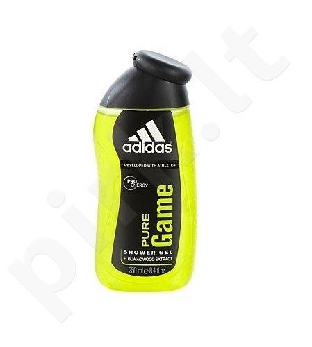 Adidas Pure Game, 3in1, dušo želė vyrams, 250ml