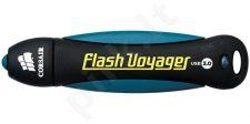 Atmintukas Corsair Voyager 3.0 16GB USB3 200/25MBs, Atsparus guminis korpusas
