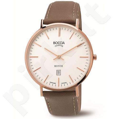 Vyriškas laikrodis BOCCIA TITANIUM 3589-04