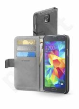 Samsung Galaxy S5/S5 NEO Case Book Agenda Cellular juodas
