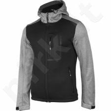 Striukė Softshell Outhorn M HOL17-SFM601 juoda-pilkas