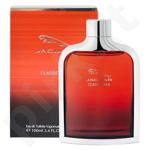 Jaguar Classic Red, tualetinis vanduo (EDT) vyrams, 100 ml