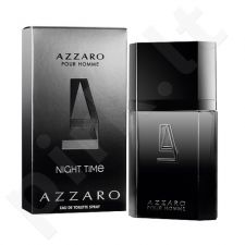 Azzaro Pour Homme Night Time, tualetinis vanduo vyrams, 100ml, (testeris)