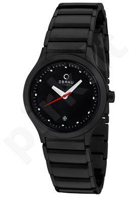 Moteriškas laikrodis Obaku Harmony V115LBBSB