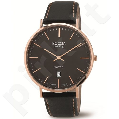 Vyriškas laikrodis BOCCIA TITANIUM 3589-05
