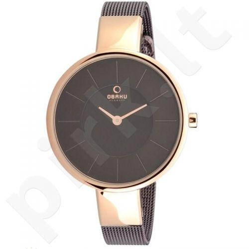 Moteriškas laikrodis OBAKU OB V149LXVNMN2