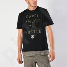 Marškinėliai Under Armour  BBall Knock The Hustle M 1305717-001