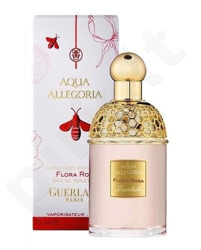 Guerlain Aqua Allegoria Flora Rosa, tualetinis vanduo moterims, 100ml