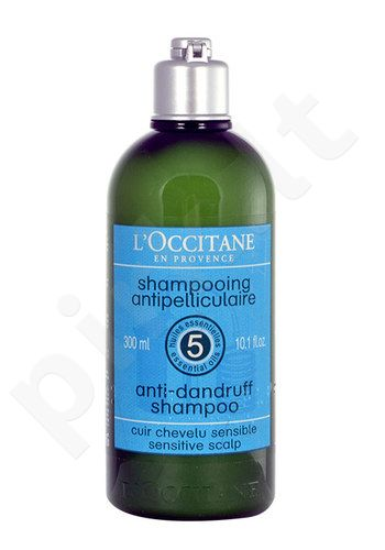 L´Occitane Anti-dandruff šampūnas, kosmetika moterims, 300ml