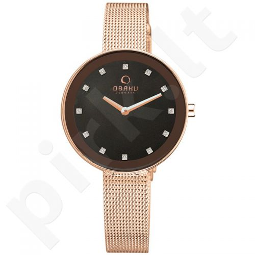 Moteriškas laikrodis OBAKU OB V161LXVNMV