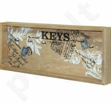 Dėžutė raktams 102012