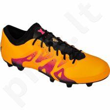 Futbolo bateliai Adidas  X 15.1 FG/AG M S74594
