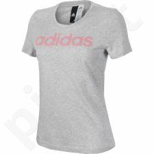 Marškinėliai adidas Essential Special Linear Regular Tee W CD1948