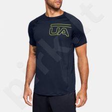 Marškinėliai treniruotėms Under Armour Raid 2.0 Graphic M 1306429-408