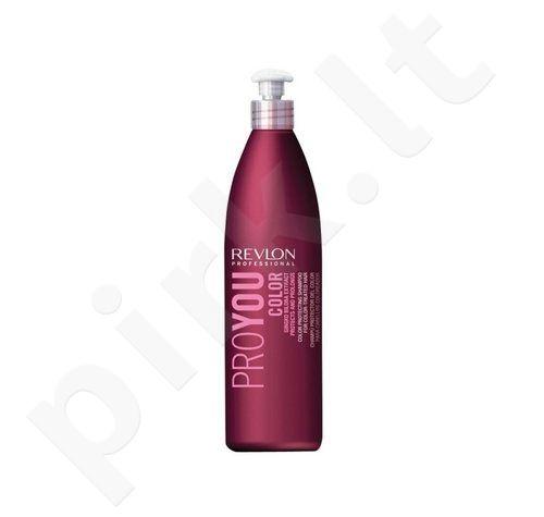 Revlon ProYou Color šampūnas, 1000ml, kosmetika moterims
