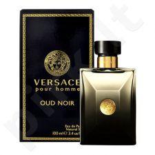 Versace Pour Homme Oud Noir, kvapusis vanduo vyrams, 100ml