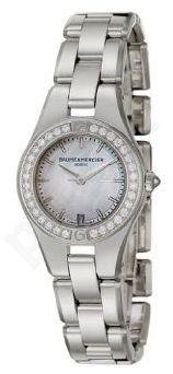 Laikrodis BAUME & MERCIER    LINEA Diamonds kvarcinis