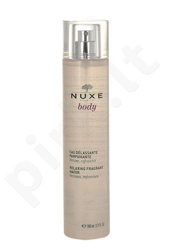 Nuxe Body Relaxing Fragrant Water, kosmetika moterims, 100ml
