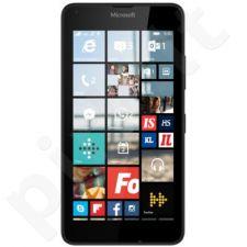 Telefonas Microsoft Lumia 640 Dual Sim juodas