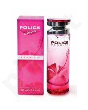Police Passion, tualetinis vanduo (EDT) moterims, 50 ml