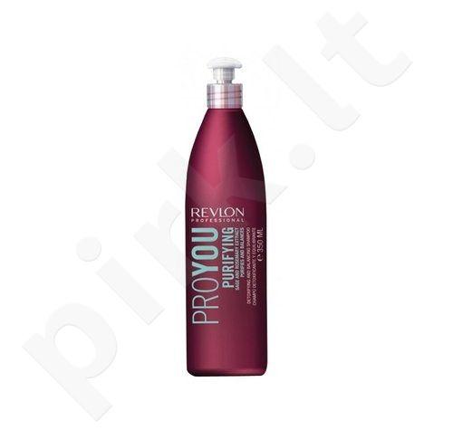 Revlon ProYou Purifying šampūnas, 1000ml, kosmetika moterims