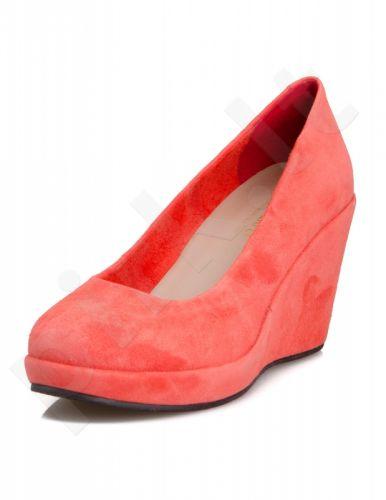 Moteriški bateliai BUTTERFLY BTF3766-13113CR Coral red