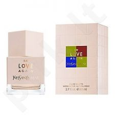 YVES SAINT LAURENT IN LOVE AGAIN edt vapo 80 ml Pour Femme