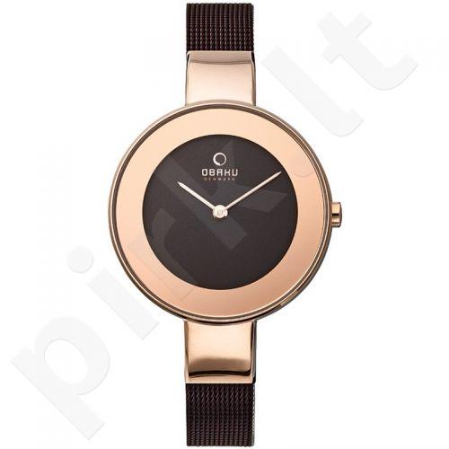 Moteriškas laikrodis OBAKU OB V167LXVNMN