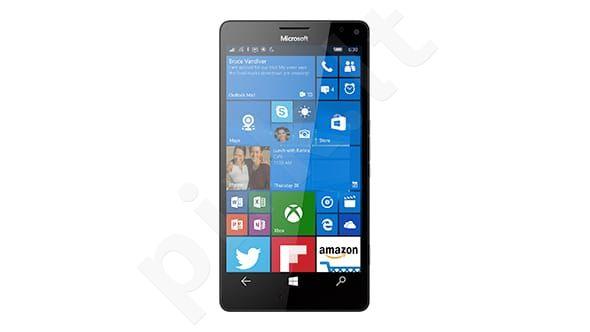 Telefonas Microsoft Lumia 950 26260 juodas