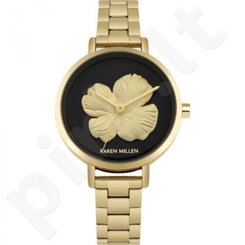 Moteriškas laikrodis Karen Millen KM126BGM