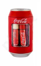 Lip Smacker Lip Balm Kit, Coca-Cola, rinkinys lupų balzamas vaikams, (Lip Balm 6 x 4 g)