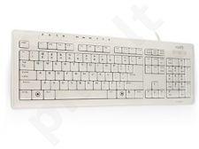 Klaviatūra Natec Medusa 2 USB, Balta