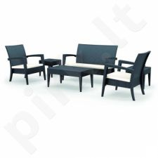Lauko baldų komplektas MIAMI LOUNGE