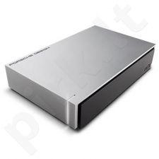 LaCie Porsche Design Desktop Drive for Mac, 6TB, 3,5'', USB 3.0