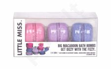 Little Miss Little Miss, Big Macroon Bath Bombs, vonios putos vaikams, 360gg