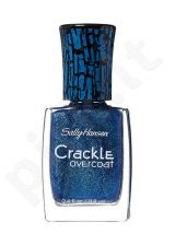 Sally Hansen Crackle Overcoat, kosmetika moterims, 11,8ml, (09 Wave Break)