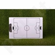 Taktikos lenta futbolui  + rašiklis