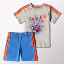 Komplektas Adidas Fun Summer Set Kids S21465