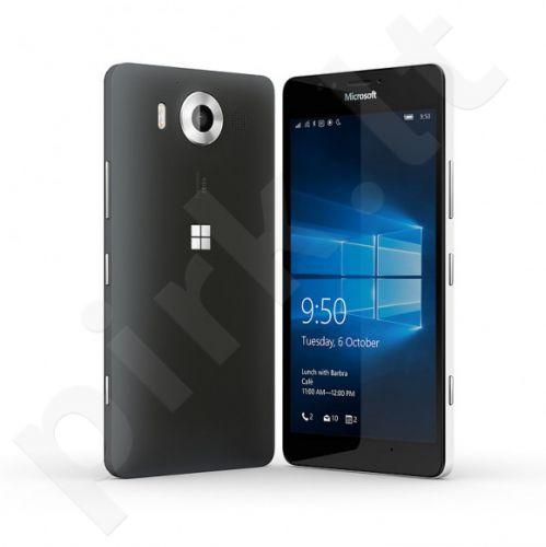 Telefonas Microsoft Lumia 950XL 26258 juodas